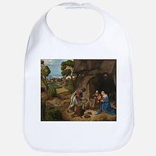 Giorgione - The Adoration of the Shepherds Bib