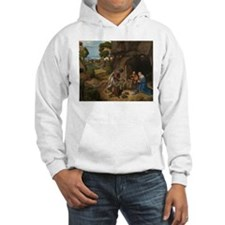 Giorgione - The Adoration of the Shepherds Hoodie