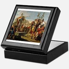Giovanni Battista Tiepolo - Queen Zenobia Address
