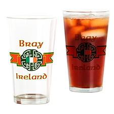 Bray, Ireland Drinking Glass