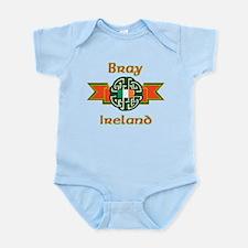 Bray, Ireland Infant Bodysuit