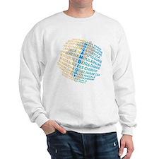 Mozambique Places Sweatshirt