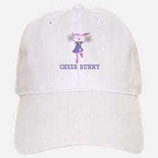 Cheer Bunny Baseball Baseball Cap