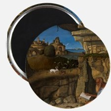 Giovanni Bellini - Saint Jerome Reading Magnet
