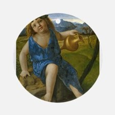 Giovanni Bellini - The Infant Bacchus Ornament (Ro