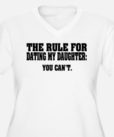 Rule For Dating M T-Shirt