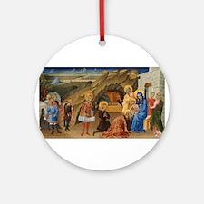 Giovanni di Paolo - The Adoration of the Magi Orna