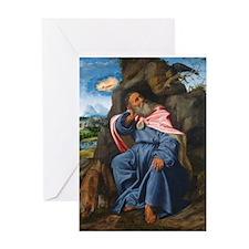 Giovanni Girolamo Savoldo - Elijah Fed by the Rav