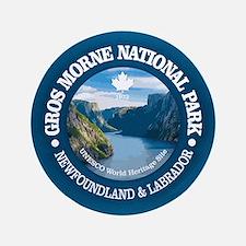 Gros Morne National Park Button