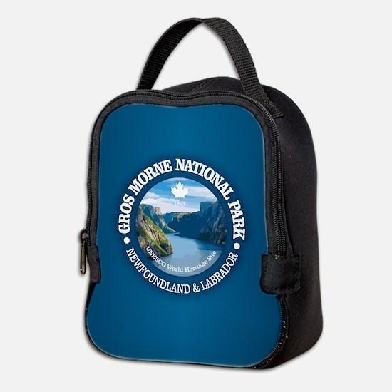 Gros Morne National Park Neoprene Lunch Bag