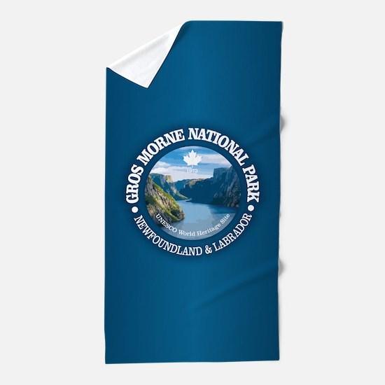 Gros Morne National Park Beach Towel