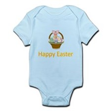 Happy Easter 6 Body Suit