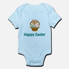 Happy Easter 5 Body Suit