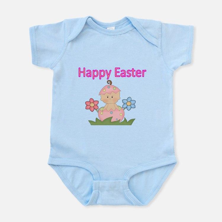 Happy Easter 2 Body Suit