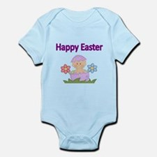Happy Easter 1 Body Suit