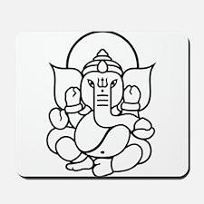 Ganesh Ganesa Ganapati 03_2c Mousepad