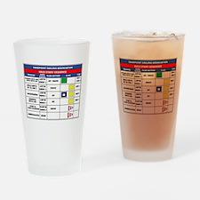 SSA U-S-D Start Drinking Glass