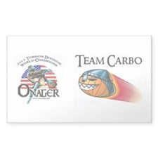 Onager/Team Carbo Decal