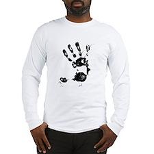 ink blot Long Sleeve T-Shirt