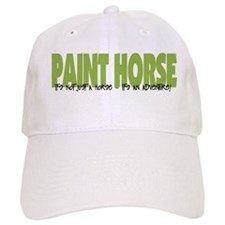 Paint Horse IT'S AN ADVENTURE Baseball Cap