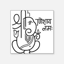 Ganesh Ganesa Ganapati 05_1c Sticker