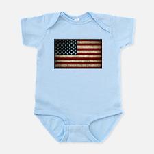 the-american-flag-1440x900.jpg Infant Bodysuit