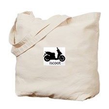 """""""iscoot"""" Tote Bag"""