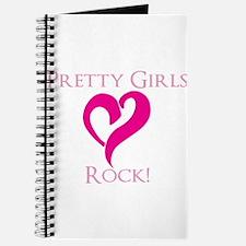 Pretty Girls Rock Journal