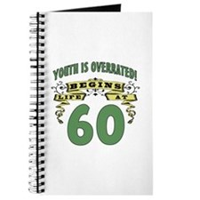 Life Begins At 60 Journal