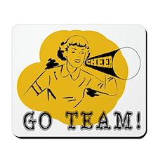 Go Team Mousepad