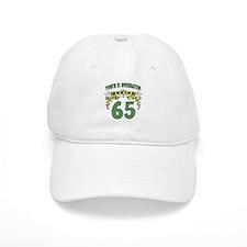Life Begins At 65 Hat