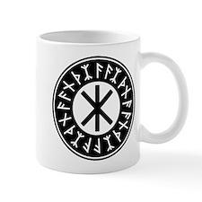 Odin's Protection No.1_1c Small Mugs
