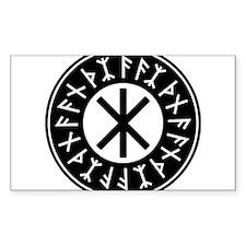 Odin's Protection No.1_1c Bumper Stickers