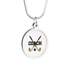 Field Hockey Coach Gift Necklaces