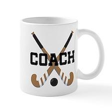 Field Hockey Coach Gift Mug