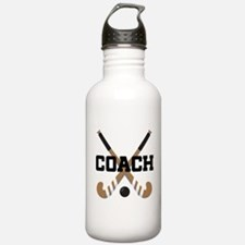Field Hockey Coach Gift Water Bottle