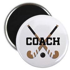 Field Hockey Coach Gift Magnet