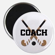 Field Hockey Coach Gift Magnet