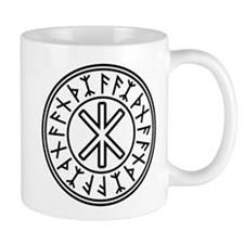 Odin's Protection No.2_1c Mug
