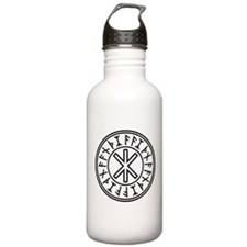 Odin's Protection No.2_1c Water Bottle