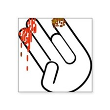 The Shocker Hand Sticker