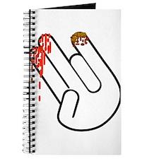 The Shocker Hand Journal