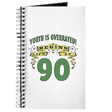 Life Begins At 90 Journal