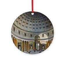 Giovanni Paolo Panini - Interior of the Pantheon O