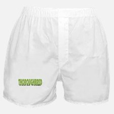 Thoroughbred ADVENTURE Boxer Shorts