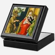 Hans Baldung Grien - Saint Anne with the Christ C