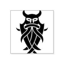 Odin's Mask Tribal Sticker