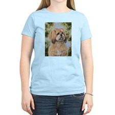Lhasa Apso by Dawn Secord T-Shirt