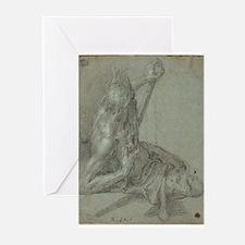 Hans Rottenhammer - Neptune Greeting Cards (Pk of