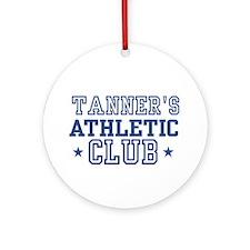Tanner Ornament (Round)